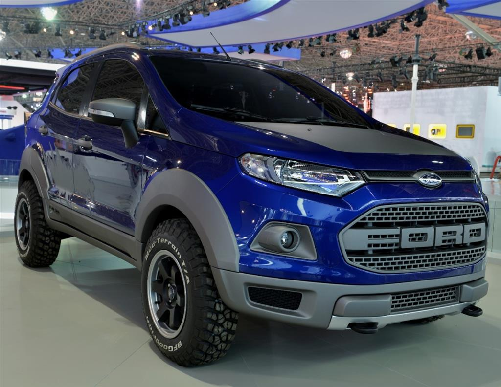 c61821d7e Reporte Ford; EcoSport Storm, Ford Perú, no más chat mientras ...