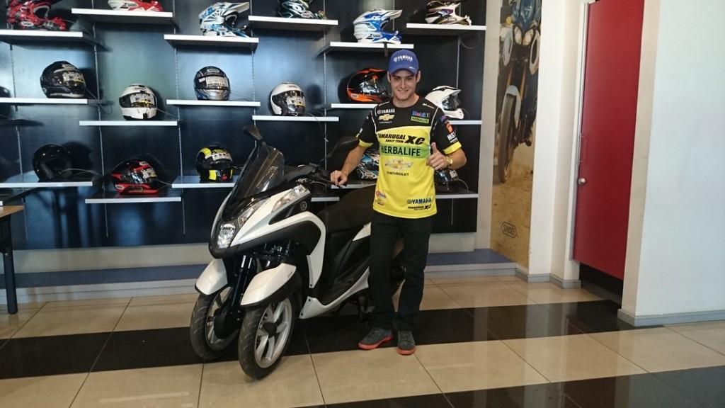 Ignacio Casale correrá tres carreras internacionales en 2015