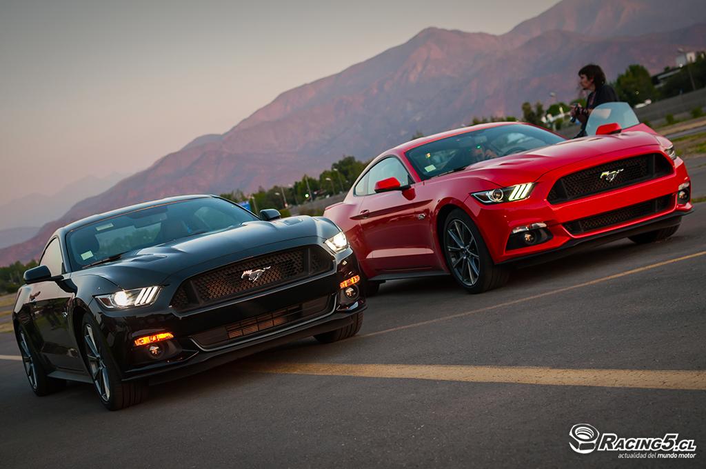 [Lanzamiento] Ford Mustang 2015, el ponycar madura y se reinventa a sus 50 años