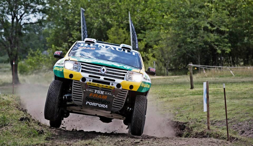 [Dakar 2015] El Renault Duster vuelve al Dakar con ganas de más gloria