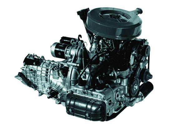 Los Boxer de Subaru alcanzan las 15 millones de unidades fabricadas