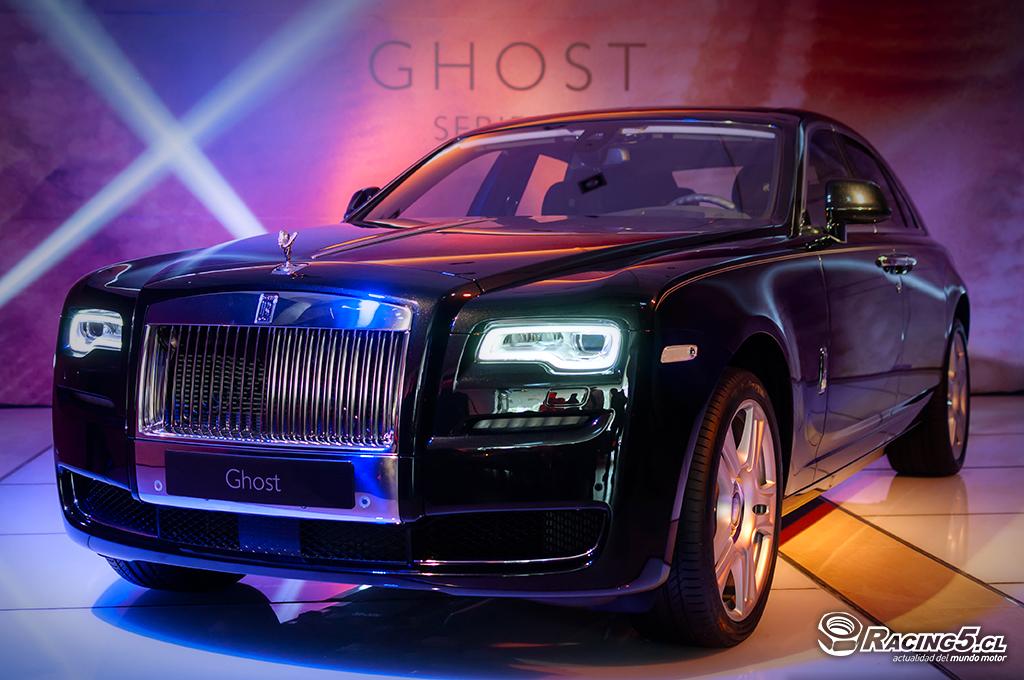 [Lanzamiento] Rolls-Royce Ghost Series II, el fantasma está de vuelta