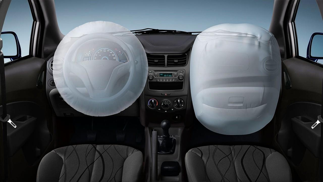 Airbag automotriz