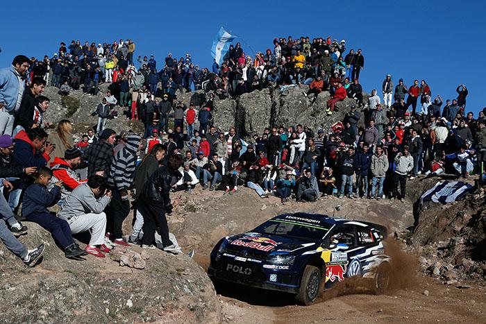 Concepción podría ser la sede del WRC en Chile