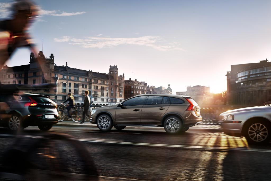 Nuevo V60 Cross Country, el nuevo familiar todo terreno de Volvo