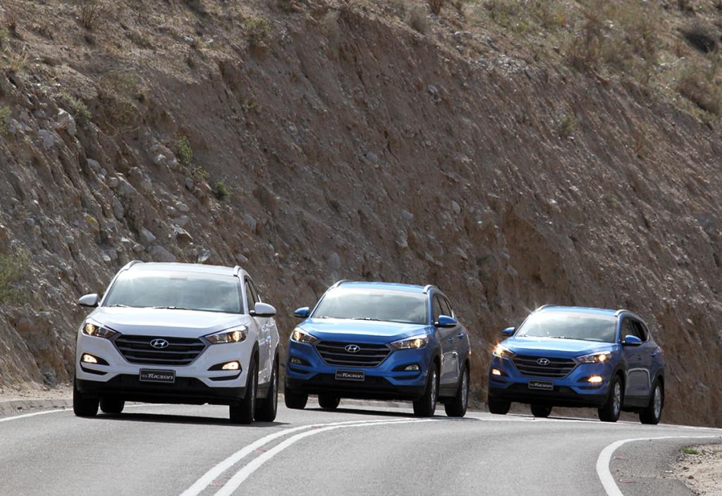 [Toma de Contacto] Hyundai All-New Tucson, para todos los gustos
