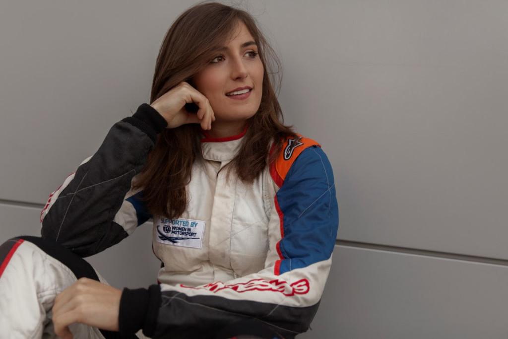 Colombiana Tatiana Calderón competirá en la GP3 Series