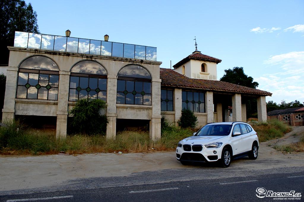 [Test Drive] BMW X1 sDrive20i, el SUV del tamaño justo