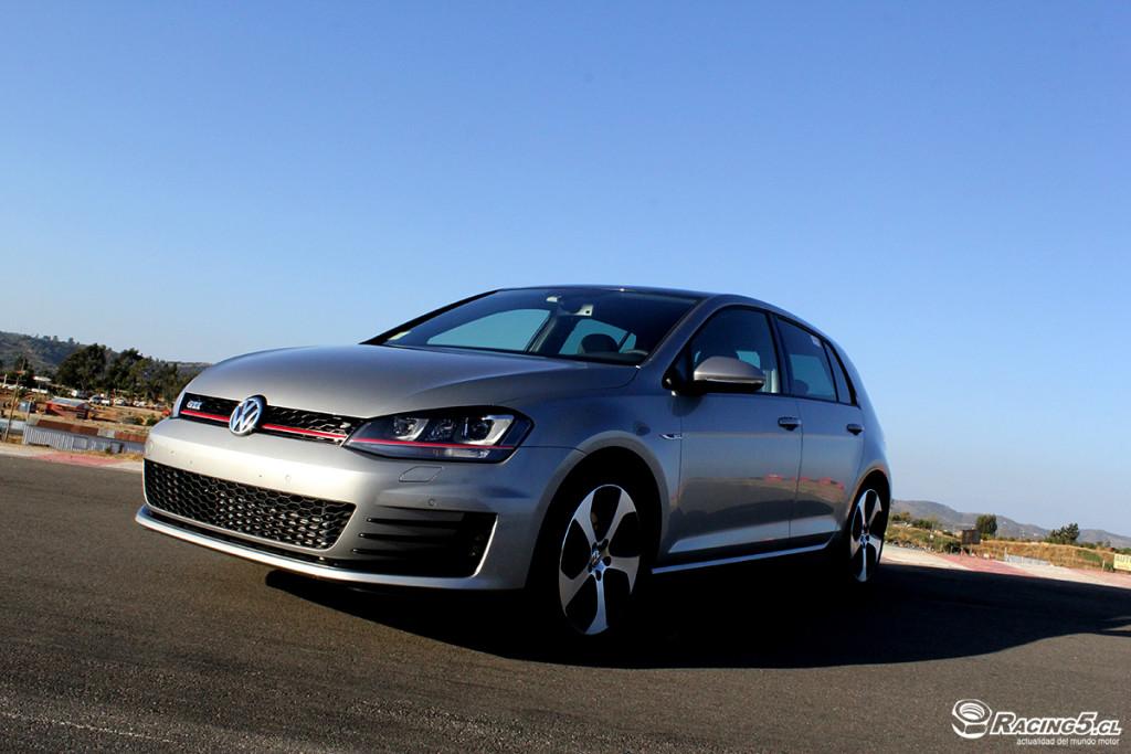 [Test Drive] Probamos en pista el Volkswagen Golf GTI Mk7