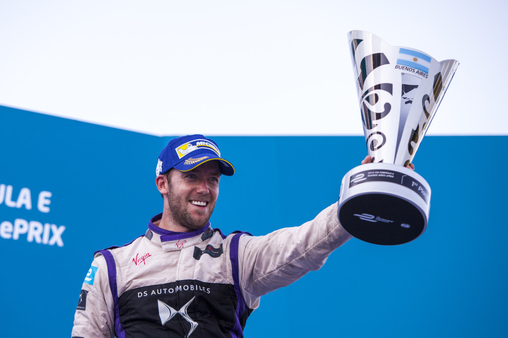 [Fórmula E] Apretado triunfo de Sam Bird en las calles de Buenos Aires