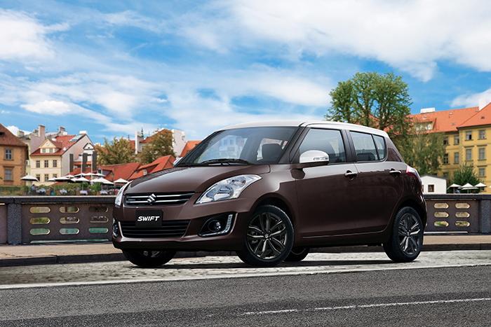 Suzuki Swift estrena su Special Edition bicolor