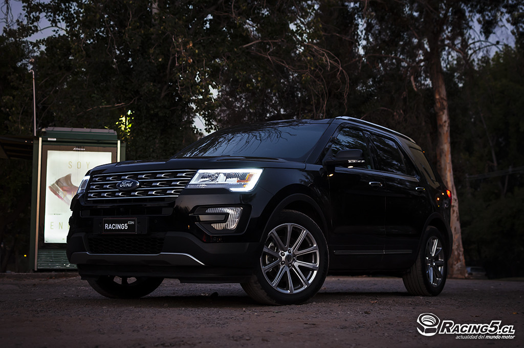 [Test Drive] Ford Explorer Limited EcoBoost 2.3, tanquecito familiar