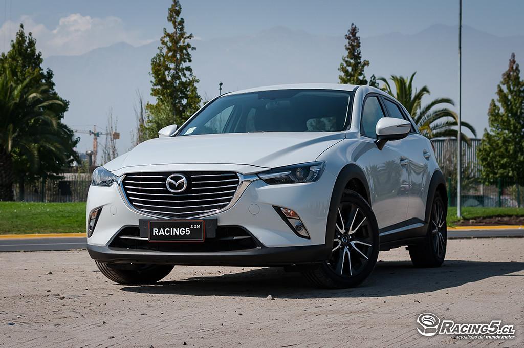 [Test Drive] Mazda CX-3 GT 2.0 AWD, capricho japonés