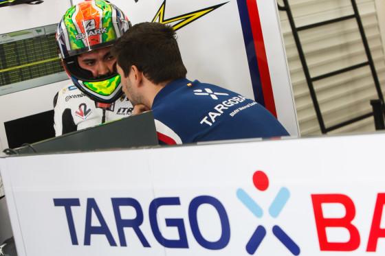 Maxi Scheib, clasificaciones GP Valencia2