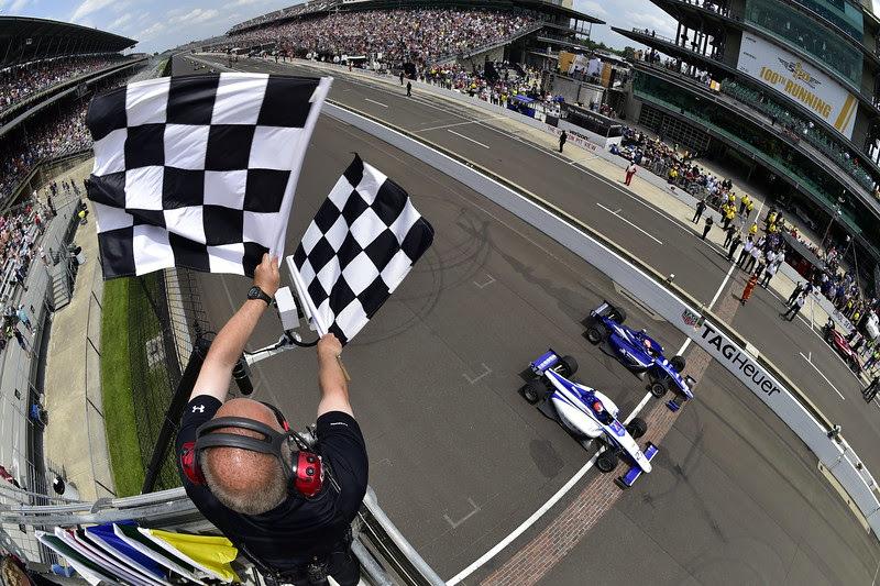[Indy Lights] Dean Stoneman triunfó en un final de película en Indianápolis