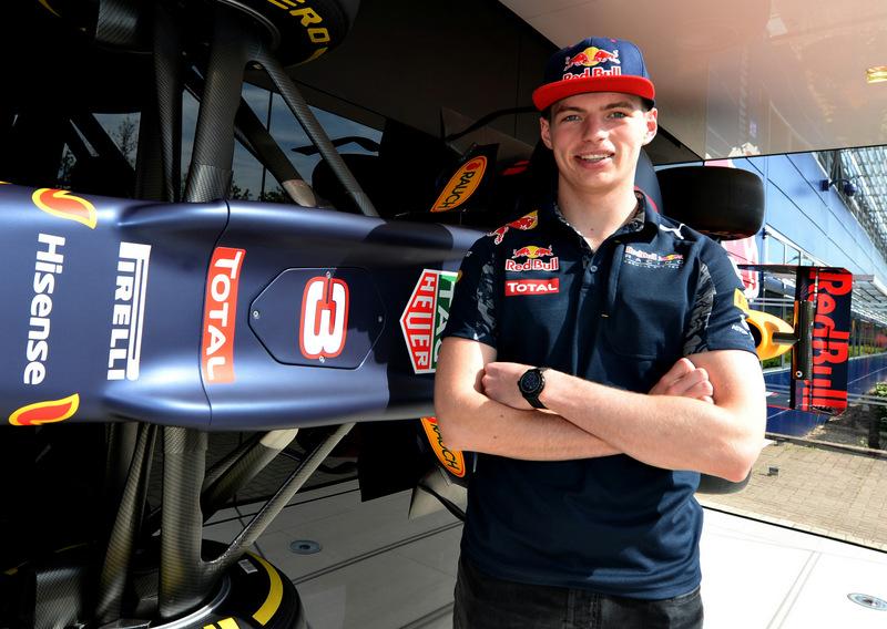 [Fórmula 1] Max Verstappen asciende a Red Bull, Daniil Kvyat regresa a Toro Rosso