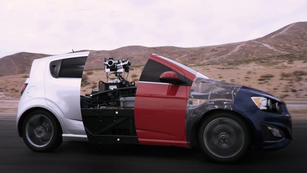 [Video] Blackbird, el auto eléctrico modular que revoluciona la industria audiovisual