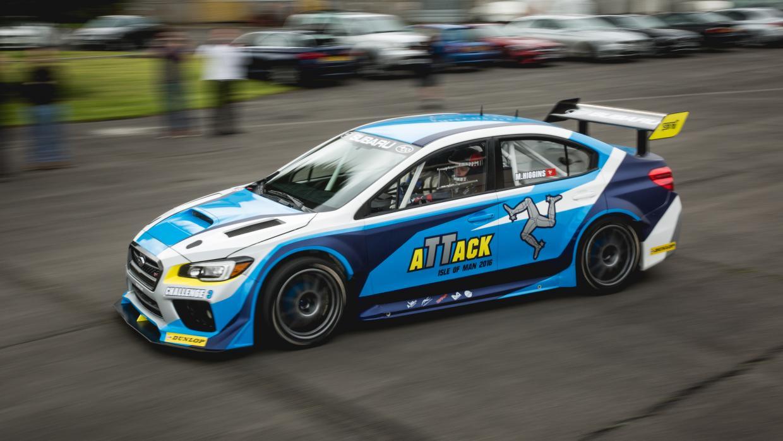Subaru, Prodrive y Mark Higgins destruyen nuevamente el ...
