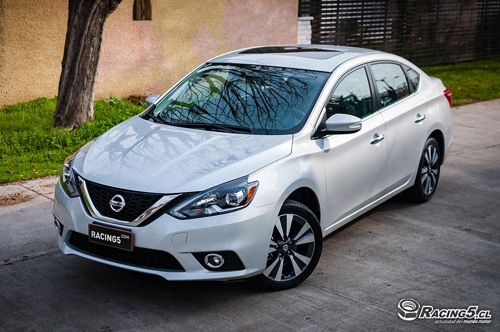 [Test Drive] Nissan Sentra 1.8 Exclusive CVT, para todo espectador