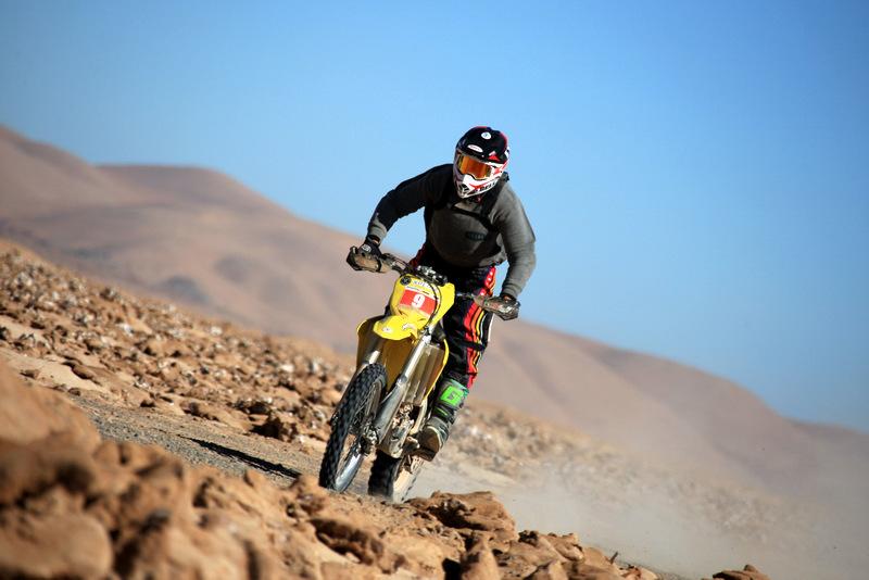 [Rally Cross Country] Jeremías Israel se impuso en el Rally Desafío del Desierto