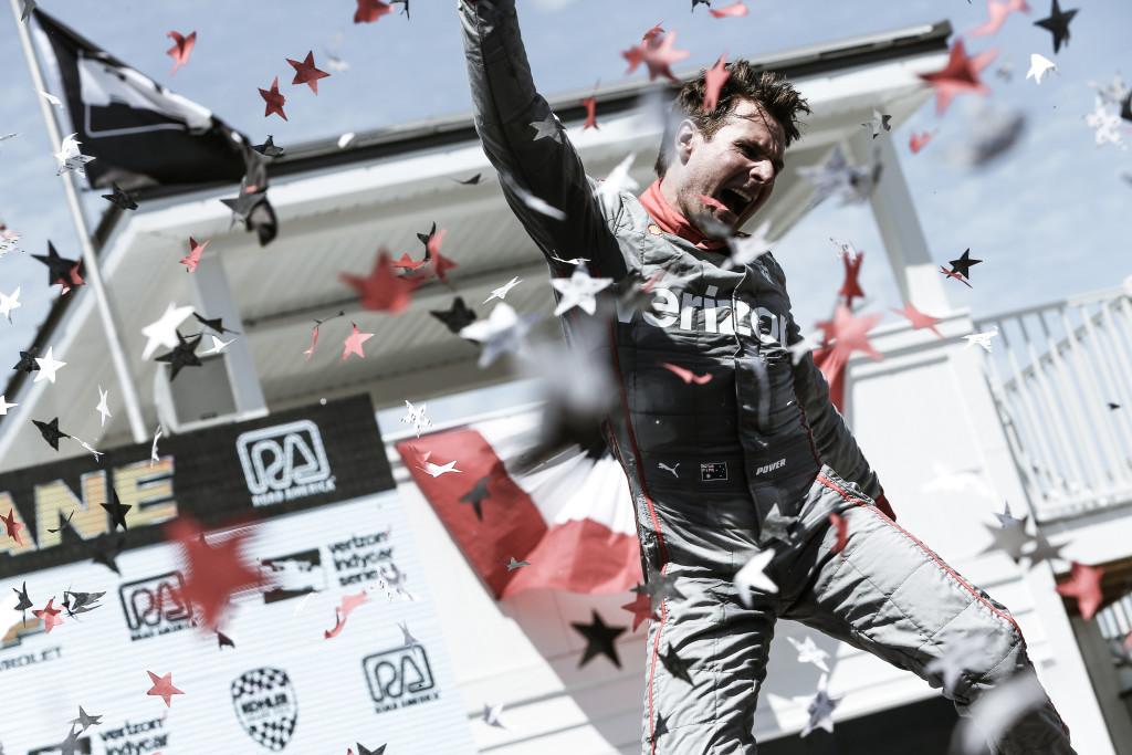 [IndyCar] Will Power vence en el regreso de IndyCar a Road America
