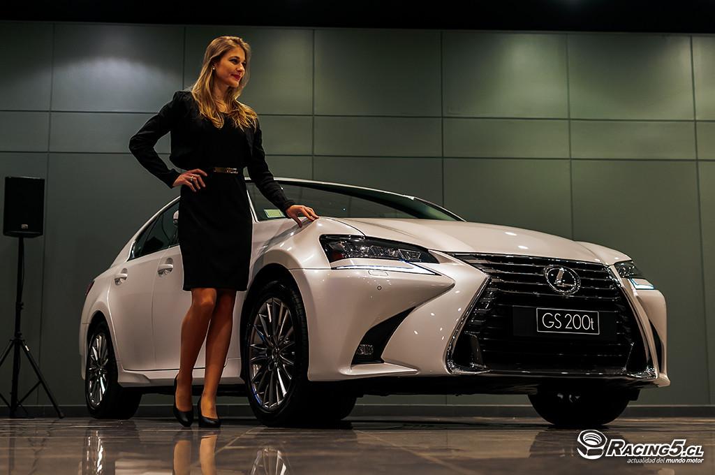 [Lanzamiento] Lexus GS se actualiza con facelift para el 2016