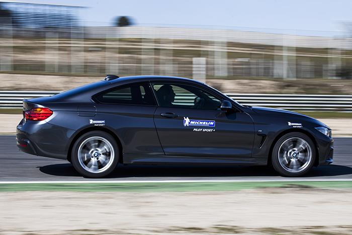 Michelin presenta el nuevo neumático Sport Pilot 4 que promete mayor control y presición