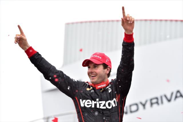 [IndyCar] Will Power gana en Toronto y acorta las diferencias en el campeonato