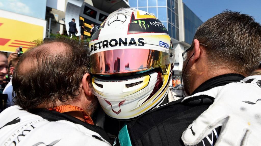 [Fórmula 1] Lewis Hamilton vence en Hungría y toma el liderato en el campeonato de pilotos