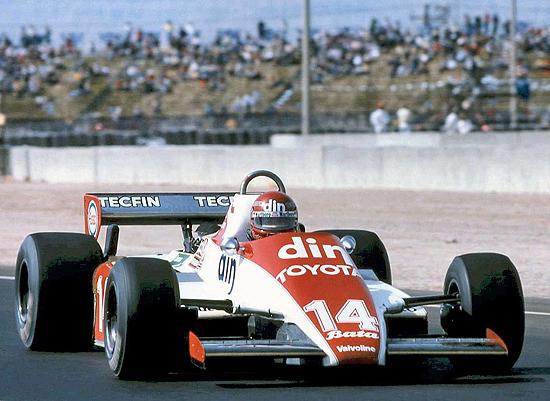 Recordamos el día en que Eliseo Salazar sumó su primer punto en la Fórmula 1