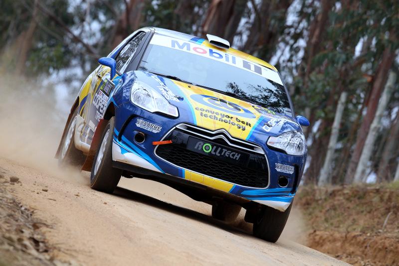 [RallyMobil] Aspirantes al título se la juegan en el Gran Premio de Pucón