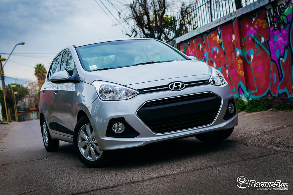 [Test Drive] Hyundai Grand i10 Sedán GLS Full, ganándole a la ciudad