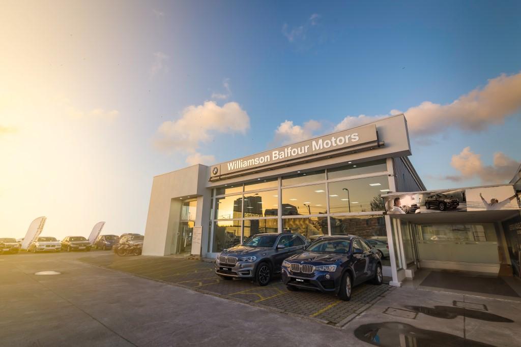 BMW tiene nueva casa en Concepción