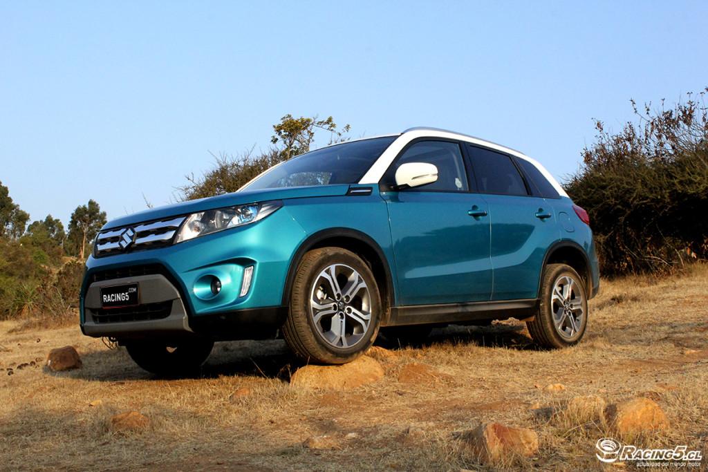 [Test Drive] Suzuki All New Vitara, completamente renovado y para todos los gustos