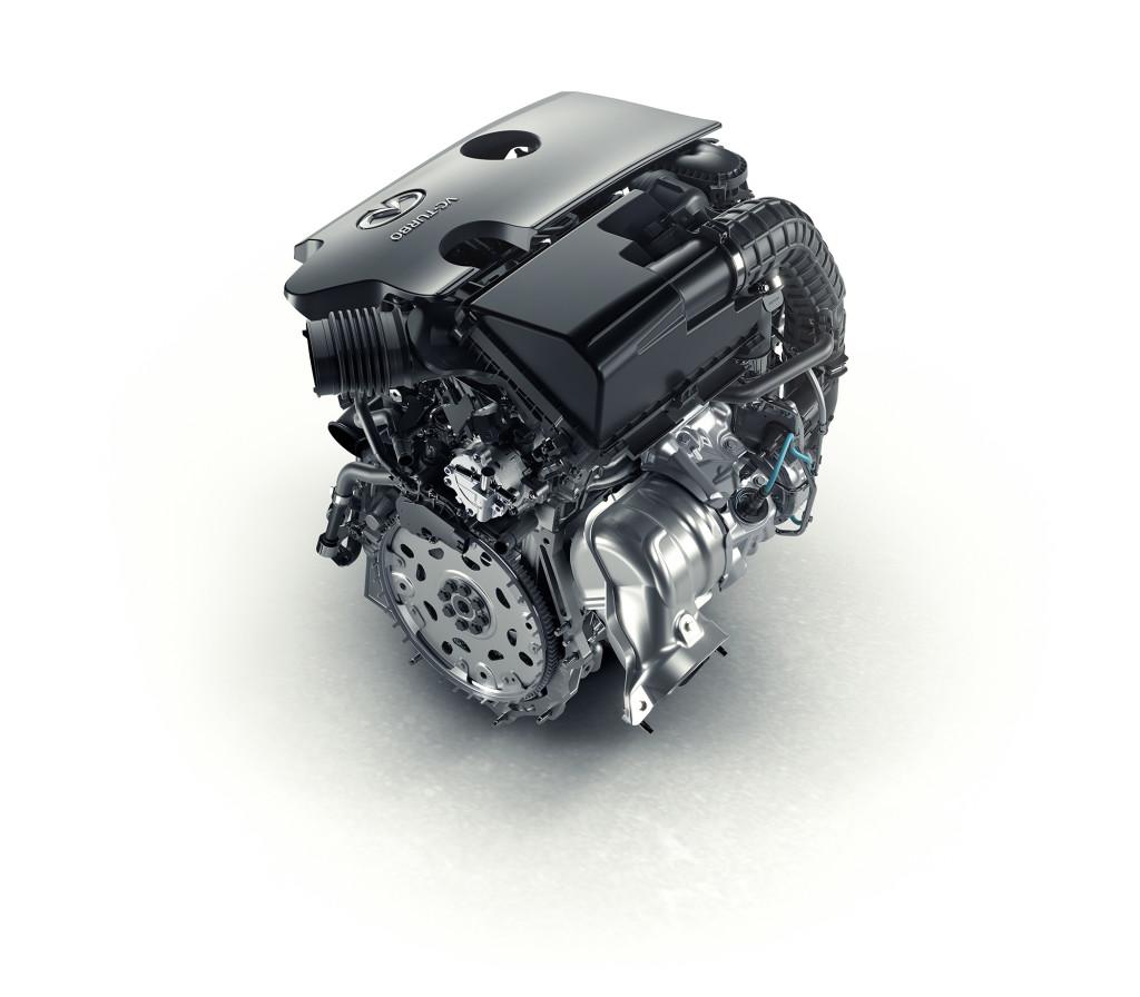 Infiniti revoluciona la industria automotriz con el primer motor de compresión variable para producción en masa