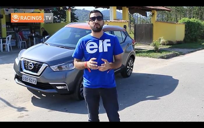 [Racing5 TV] Manejamos el nuevo Nissan Kicks en Brasil