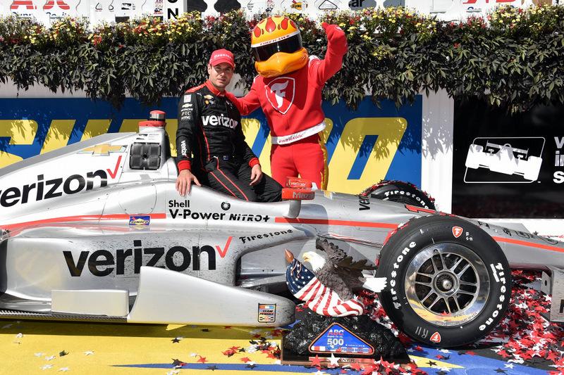 [IndyCar] Will Power triunfó en el óvalo de Pocono y se acerca al líder del campeonato