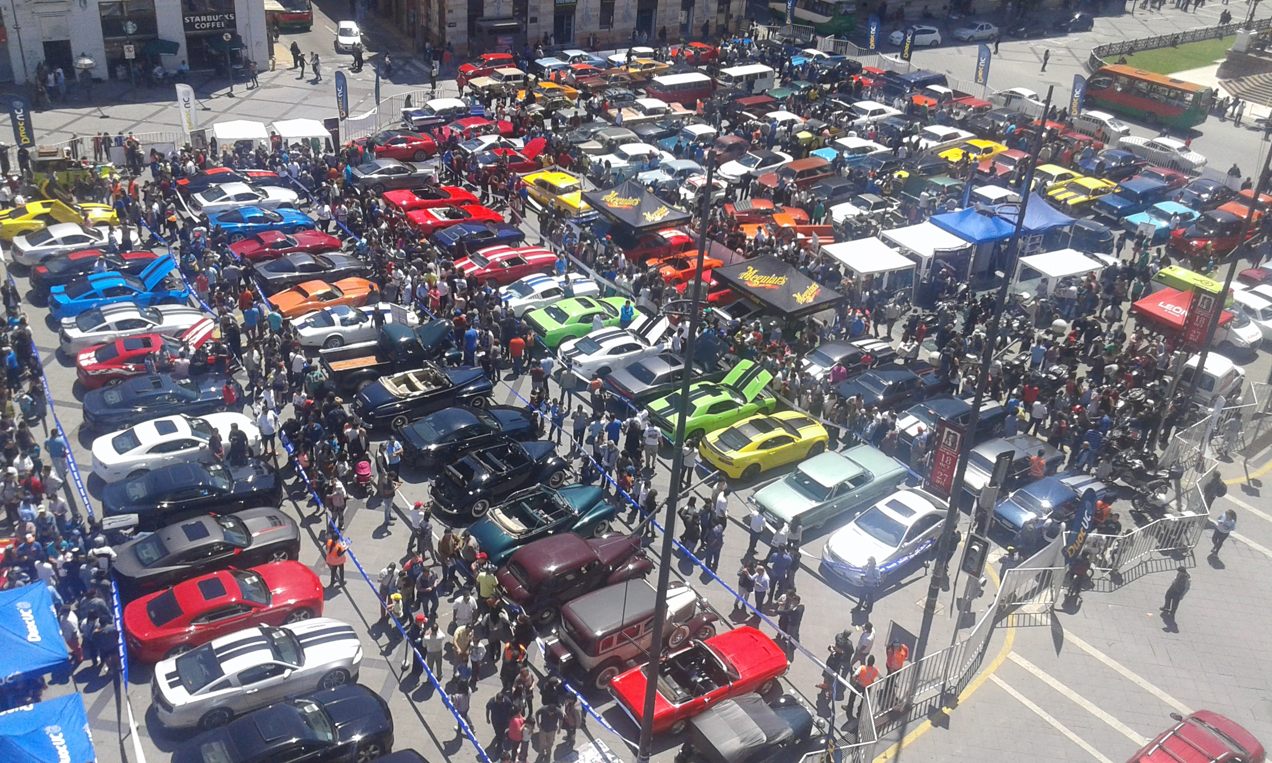 Expo Muscle and Classic Cars: ¡Nos vamos al Sporting Club!