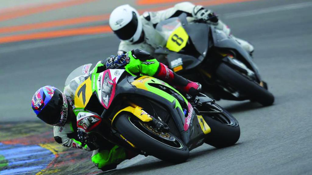 [Motociclismo] Motociclismo: Vicente Kruger quedó dentro del top ten del Campeonato Español de Velocidad