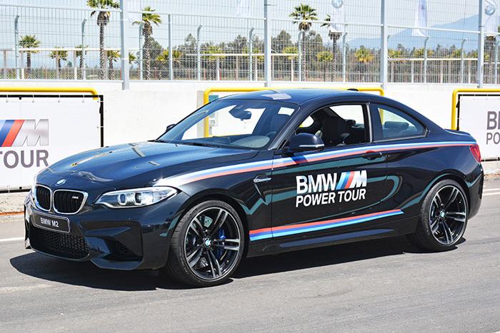[Lanzamiento] BMW presentó oficialmente en Chile el M2 Coupé en el M Power Tour 2016
