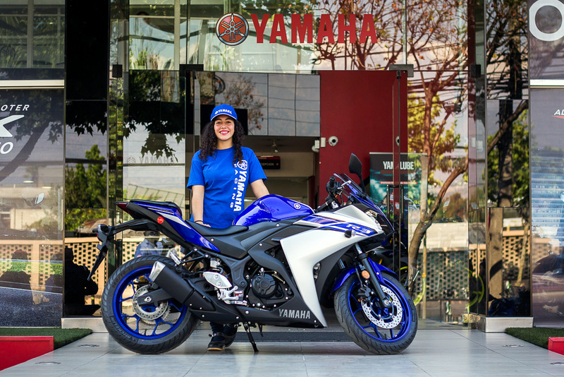 [Chilenos de exportación] Isis Carreño comienza se suma oficialmente a los colores de Yamaha