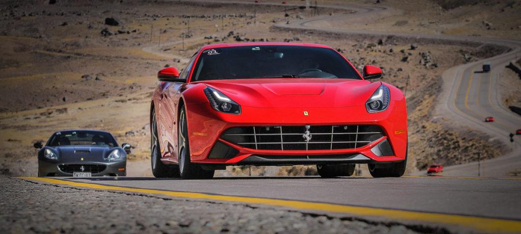 Ferrari prepara espectacular encuentro de dueños de Sudamérica
