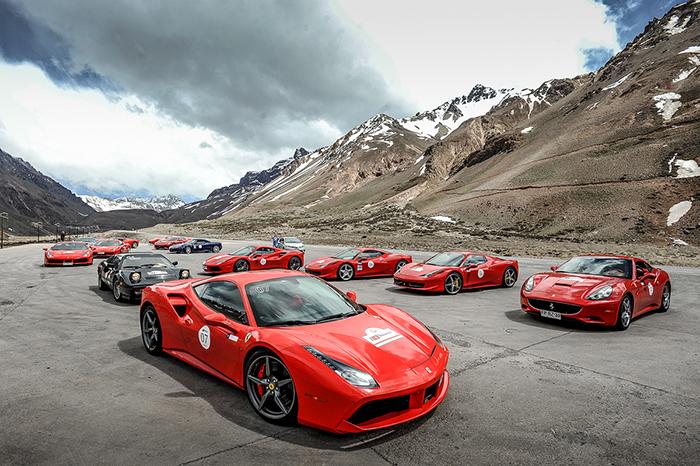 [Mega Galería] Exitoso primer Incontro Ferrari Sudamérica