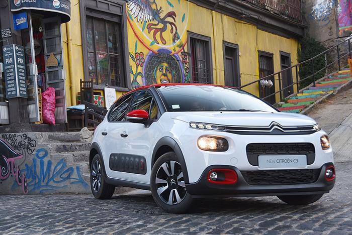 [Galería fotográfica] Conoce en detalle el nuevo Citroën C3