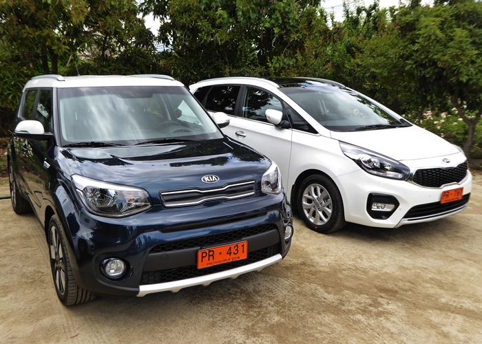 [Facelift] Kia estrena motores diesel y transmisiones automáticas para Soul y Carens