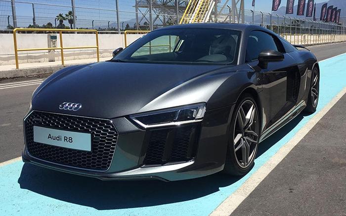 [Deportivo del Año] Audi R8 V10, la bestia rugió en el Autódromo Internacional de Codegua