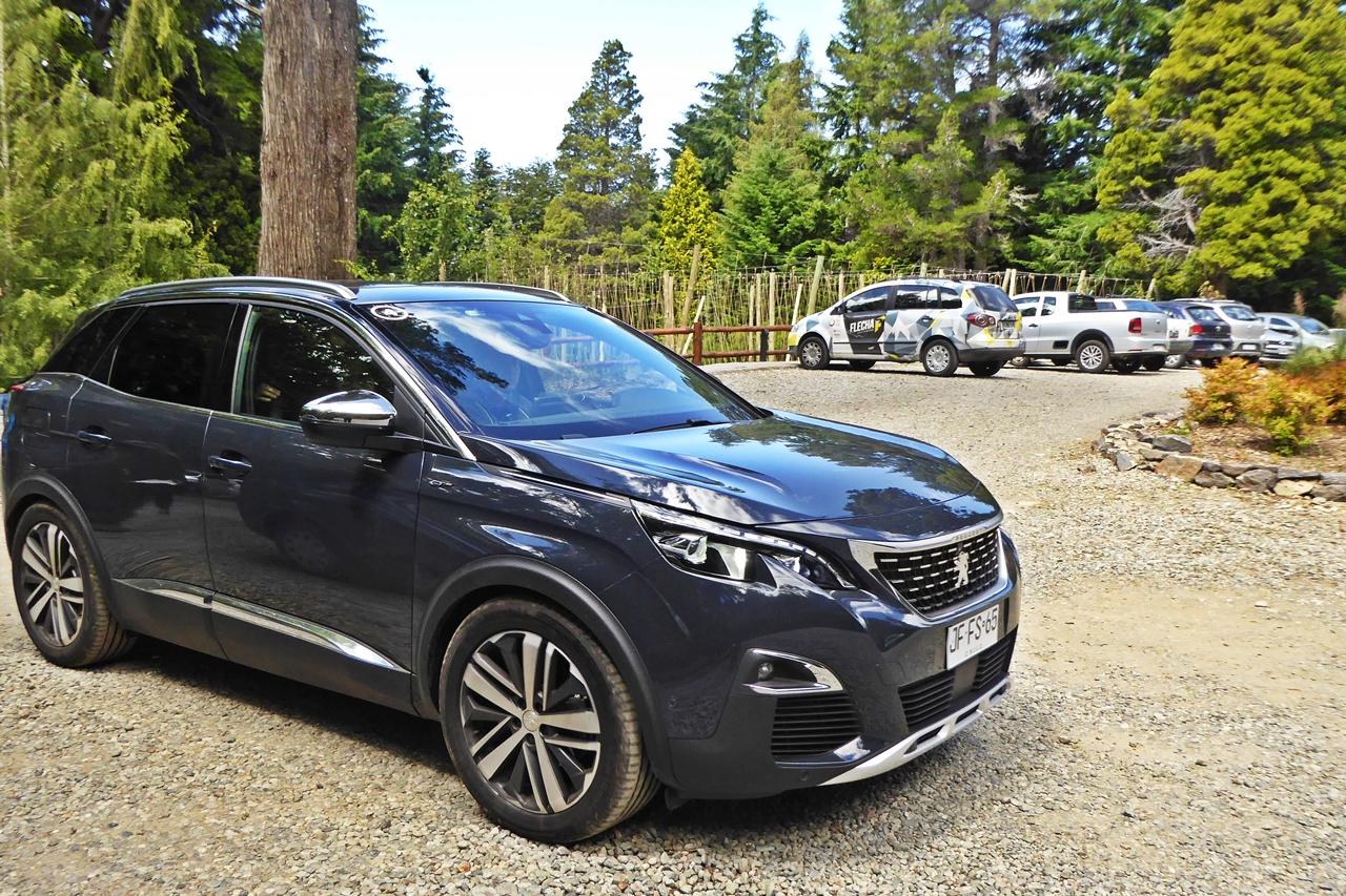 [Contacto] El totalmente nuevo Peugeot 3008 atrapa miradas a través de la Patagonia