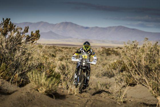 Pablo Quintanilla - Dakar 2017
