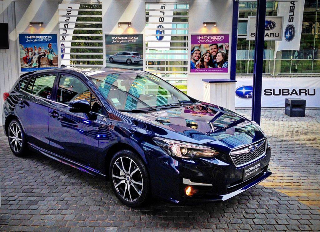 [Eventos] Exitoso primer Subaru Urban Fest, presentado por Impreza New Generation