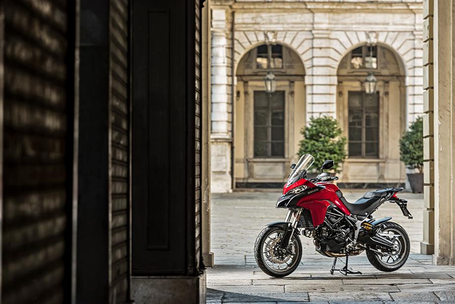 [LANZAMIENTO] Ducati presenta en Chile la nueva Multistrada 950